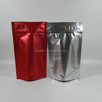 Food Grade Stand Up Clear Printing Plastic Bag Packaging For Baked Goods