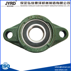 best quality deep groove bearing 6206rs with FL 206 bearing blocks for direct sale