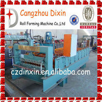 DX automatic 850 corrugated steel sheet rolling machine