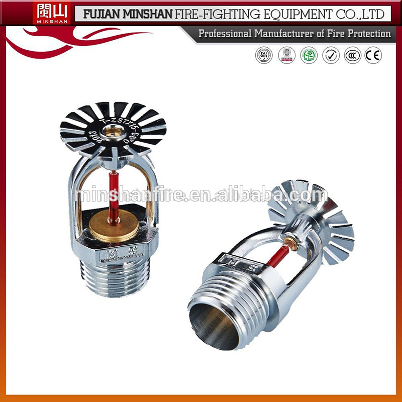 Best selling bronze fire sprinkler with certificate