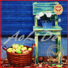 Art Pure Cotton/Polyester/Poly-cotton Canvas Painting