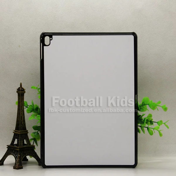 2D blank sublimation mobile phone case for ipad cover, free sample For ipad pro 9.7 case