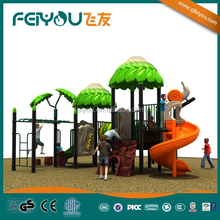 2015 Feiyou Most Popular For Children Animal Shape Playground Equipment Kids Outdoor Soft Padded Playground Equipment