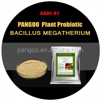 Soil microbes/PANGOO AGRI-01 Plant Grower organic amendments/Plant Probiotic