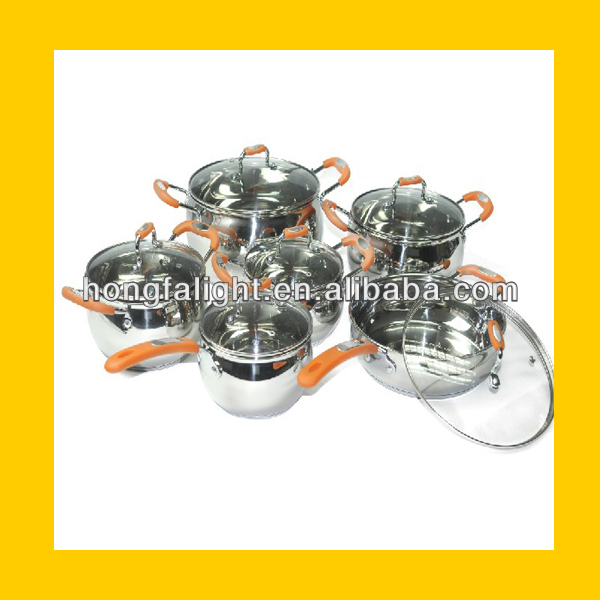 professional stainless steel waterless cookware