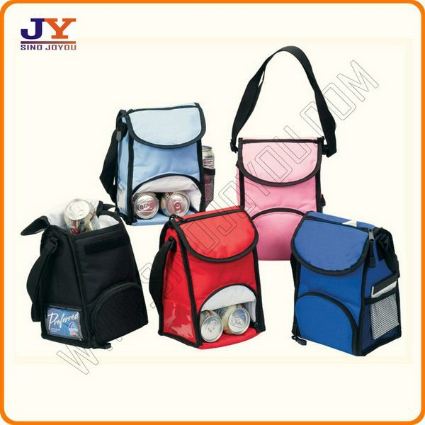 600D polyester lunch bags for kids baby bottle cooler bag plastic dsporsable lunch box