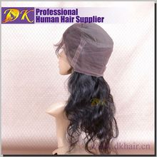 Hot Sell Virgin Hair 100% Brazilian Human Hair,Freestyle Full Lace Remy Hair Wigs