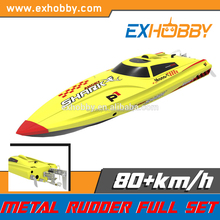 Promotional gift rc toy yacht sale