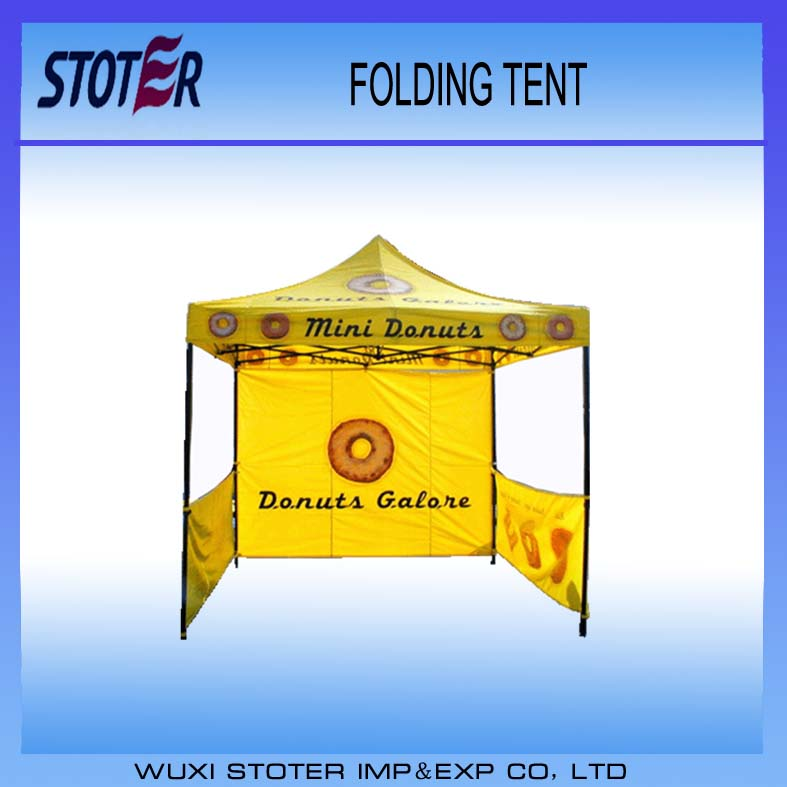 2016 New products Cheap custom printed large Canopy tent ,folding canopy tent for sale