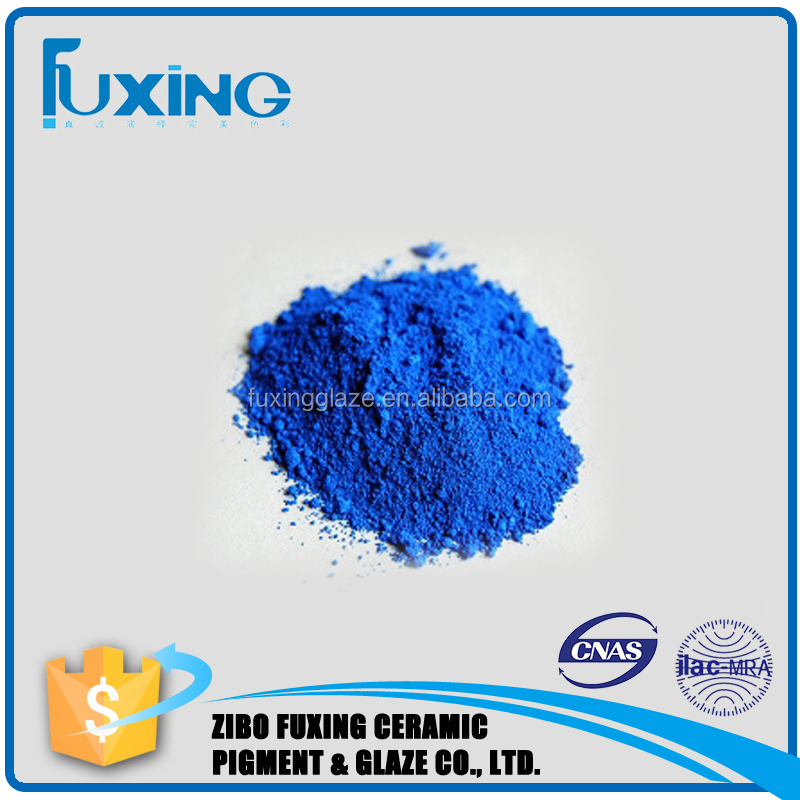 Ceramic Stain Color Pigment Blue
