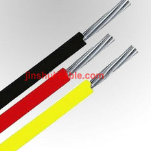 450/750v Stranded Aluminum Conductor PVC insulated electrical wire