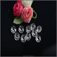 beautiful looking teardrop crystal chandelier chandelier octagons,20mm clear color crystal beads, crystal beads