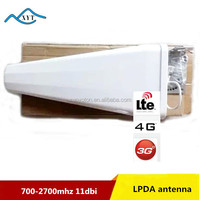 4G/3G/GSM/2.4G/WCDMA ful band 4G directional point to point outdoor LPDS Antenna