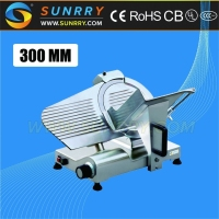 Industrial meat slicers 300 mm cooks meat slicer is chinese blade meat slicer blade for CE (SY-MS300A SUNRRY)