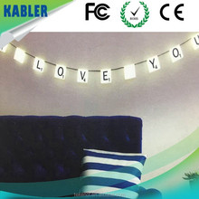 Hot Sale CE / FCC / ROHS Outdoor / Indoor Wedding Party Festival Christmas Decoration Christmas Led Light