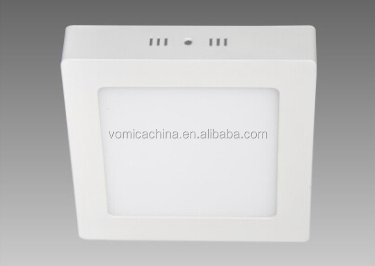 6 --18W LED downlight Square Shape Surface Indoor lighting with IP65