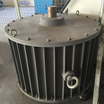 50kW permanent magnet alternator