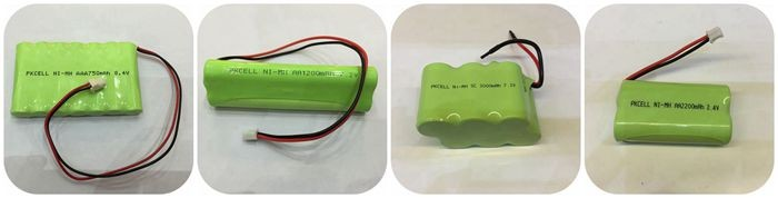 Chinese factory battery ni-mh 1.2v aaa 1000mah torch light rechargeable battery