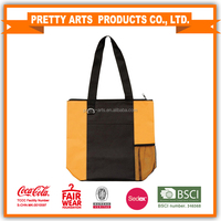 BSCI SEDEX Piller 4 really factor polyester shopping bag customzied MOQ 500pcs