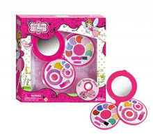 Box Packing Rainbow Colors Kids Play Makeup Set