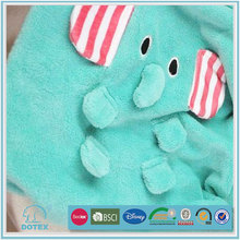 High quality Antipilling flame retardant 20 times washing modal blanket