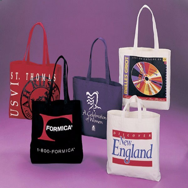 manufacture cotton fabric canvas material market grocery shopping bags