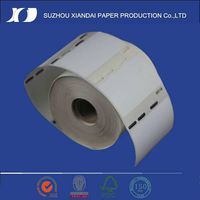 Top Quality Thermal Transfer Label with wood 1pulp for different size