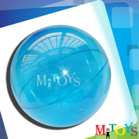 2014 New Hollow TPU Super High Bouncing Jumping Popper Ball