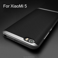 Xiaomi mi 5 m5 case 100% Original u case PC + TPU silicone protective cover shell for xiaomi mi5 redmi hongmi note 3 case