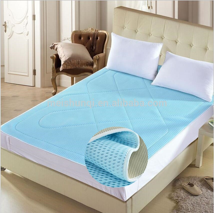 Mattress Cover Colored Pattern Of 3d Spacer Mesh Fabric - Jozy Mattress | Jozy.net