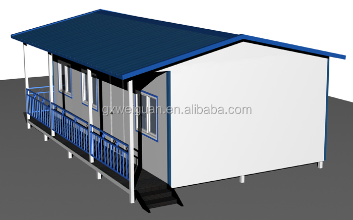 Cheap Prefabricated log house