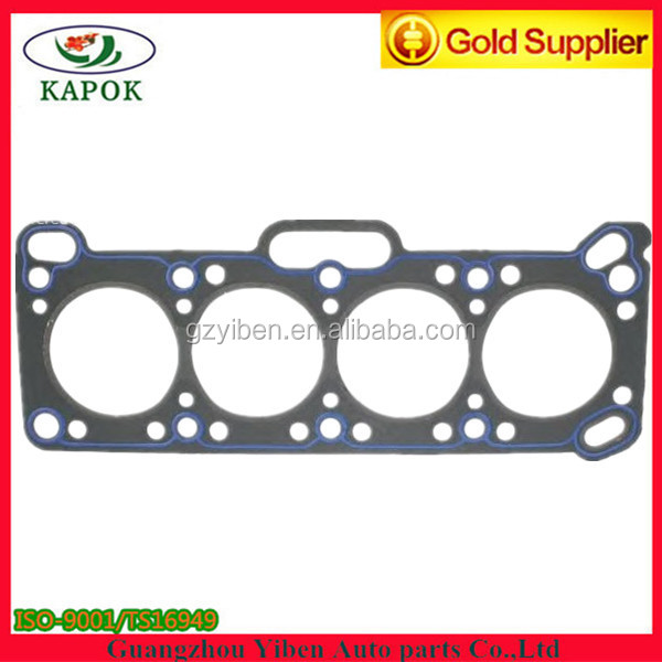 Automobiles head gasket fit for Hyundai PONY / EXCEL engine G4DG