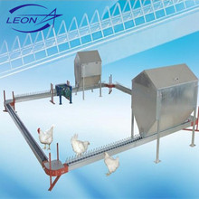 Automaic poultry Breeder equipment chain/ pan feeding system