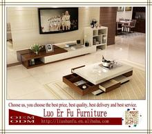 Brand new e1 mdf Multifunctional High Gloss Coffee Table with high quality