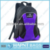 D_custom sport backpack with water bottle holder