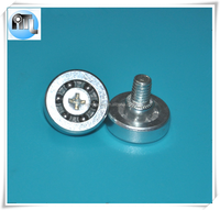 6*19*6mm high-end machinery specialized stainless steel pulley made in china