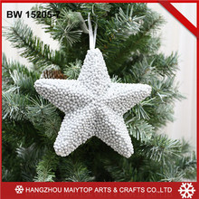 Wholesale alibaba design plastic christmas star decoration