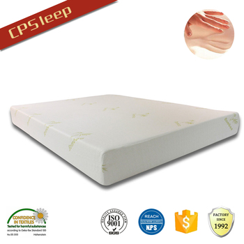 High quality customized roll up king size mattress