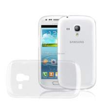 Soft Crystal Clear Transparent Slim Anti Slip TPU Case Back Protector Cover for Samsung Galaxy s2