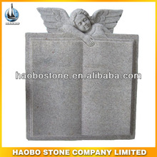 Book Angel Design Baby Tombstones