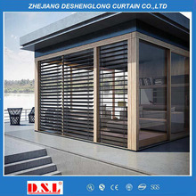 Wholesale cheap price outdoor Aluminum venetian blind slat