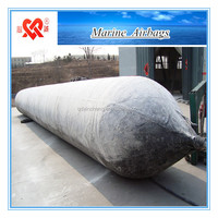 Competitive price used for vessel hoisting ship launching rubber type marine airbag