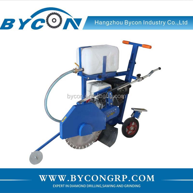 DFS-450H-3 electric concrete /asphalt road cutter with 18'' blade capacity