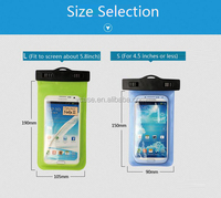 Universal PVC Dust-proof waterproof bag case for lg g2 nexus 5 optimus g2 g3 170
