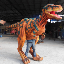 Amazing Realistic Hand made realistic Dinosaur Costume For Sale