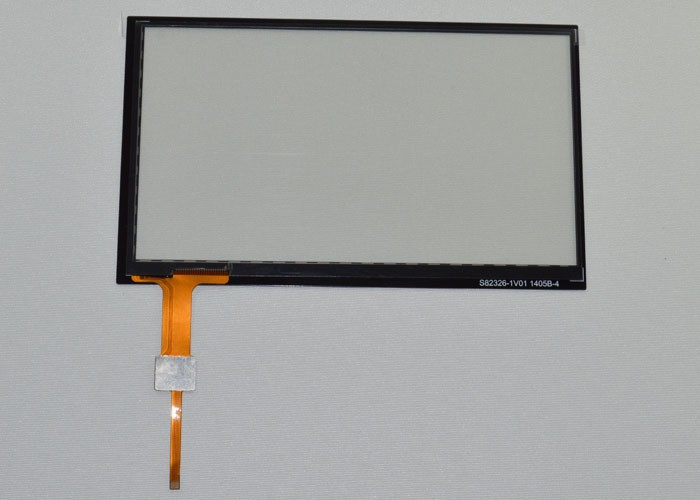 7 inch gps navigation LCD capacitive touchscreen