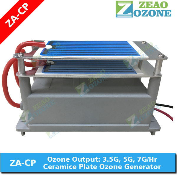 ceramic ozone generator plate type 10g/hr for air purification