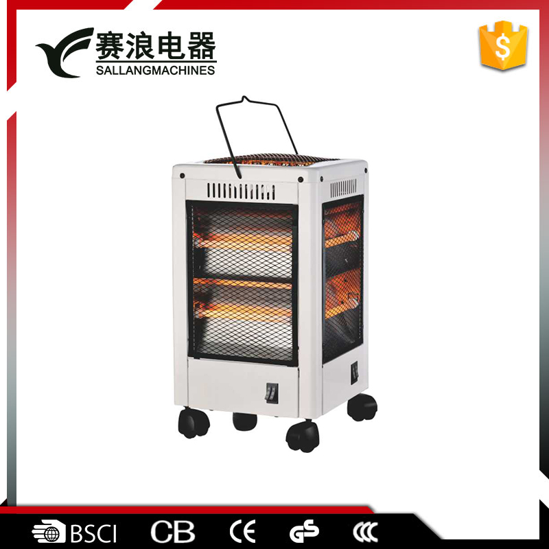 6KW Quartz tube or halogen tube element heater