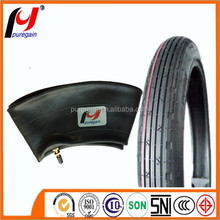 motorcycle tube machine 300-18 tires ,butyl inner tube made in china