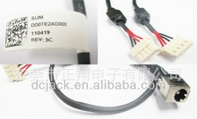 DC Power Jack Connector PJ286 w Cable for Acer Aspire 8920